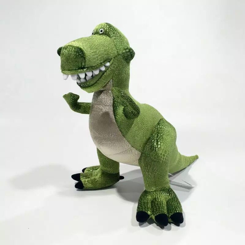 1pieces/lot 30cm toy story Hold the dragon dinosaur appease the toy Decoration of household car decoration Christmas gift toy story bunny toys