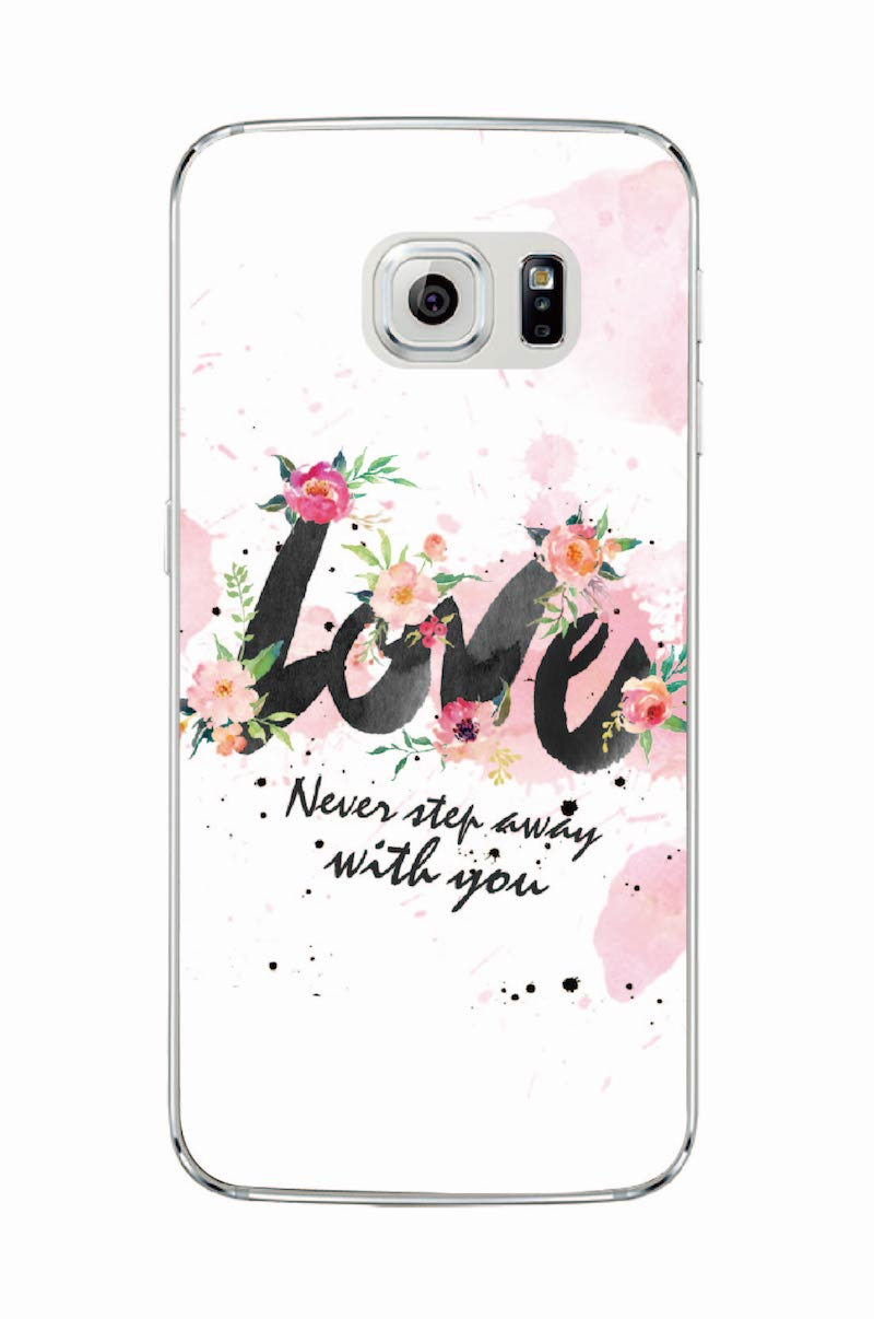 Positive Good Vibe Happy Trust Funny Quote Soft Phone Case Fundas
