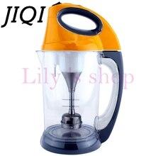 JIQI Soymilk machine multifunction automatic baby food blender Soyabean Milk Maker filter-free soy bean Milk machine juicer 1.2L