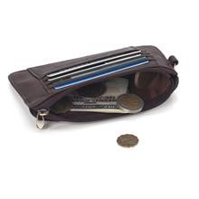 Vintage Design Geldbörsen Männer Kreditkarteninhaber Herren Leder Geldbörse Mann Kreditkarteninhaber Brieftasche mit Reißverschluss Tasche 115