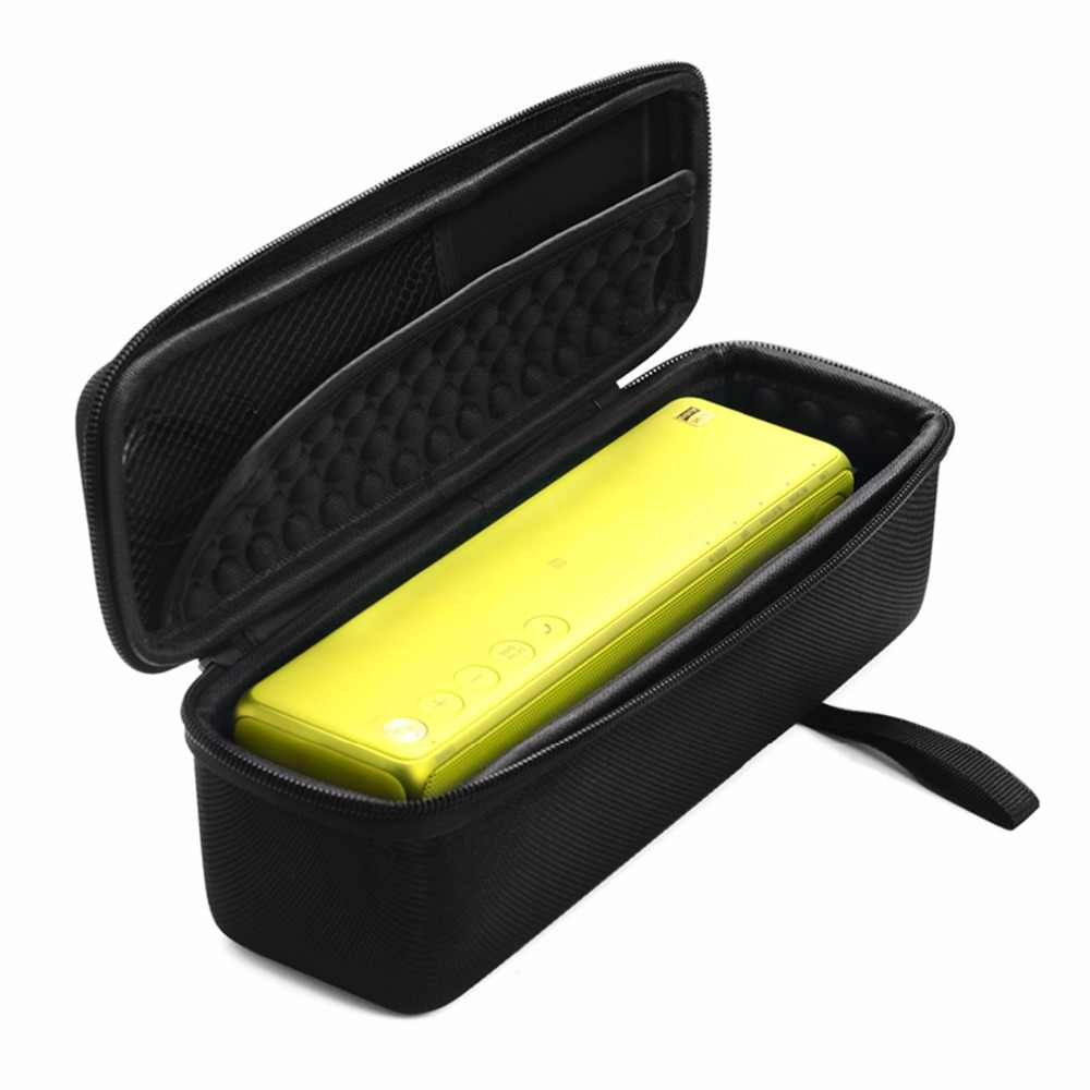 Newest Portable Travel Box for Sony SRS-HG2/HG1 Zipper Sleeve Protective Hard Case Cover for MIFA A20 Wireless Bluetooth Speaker