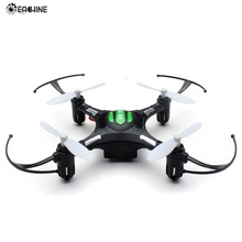 Eachine H8 mini Headless RC helikopter tryb 2 4 G 4CH 6 oś quadcopter RTF RC Drone quadcopter tanie tanio Pilota 5-7mins Remote Controller Batteries Charger Original Box Operating Instructions USB Cable Brush Motor 13 5*13 5*2 8cm