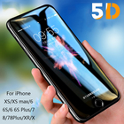5D Tempered Glass fo...