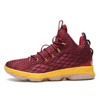 2019 Super Star Basketball Shoes Cushioning Shockproof Couple Athletic Outdoor Sport Shoes Unisex Men Sneakers Lebron James13