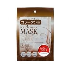 Маска JAPAN GALS для лица Japan Gals с коллагеном Pure 5 Essential 1 шт.