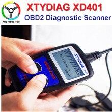 2018 Nelwly XD401 OBDII Scanner Code Reader Car Diagnostic Tool OBDII EOBD OBD2 diagnosistic Scanner Car Data Tester Scanner