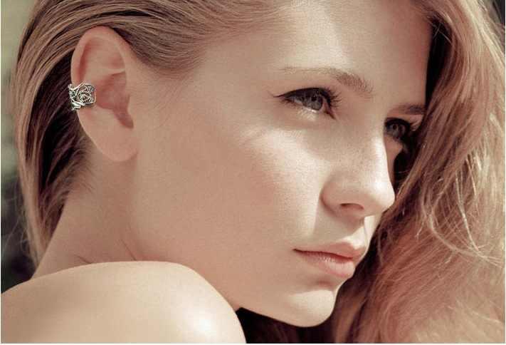 ファッション安い人格パンクレトロ中空 U 字型クランプタイプヴィンテージ耳カフ合金メタルイヤリングジュエリー耳クリップイヤリング