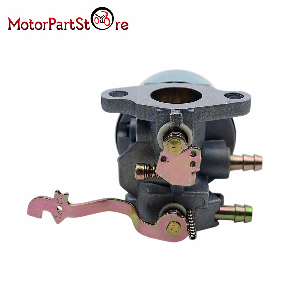 US $11 97 9% OFF New Carburetor Carb w/ Gasket for Tecumseh 640340 OHH50  OHH55 OHH60 Engines D10-in Carburetor from Automobiles & Motorcycles on