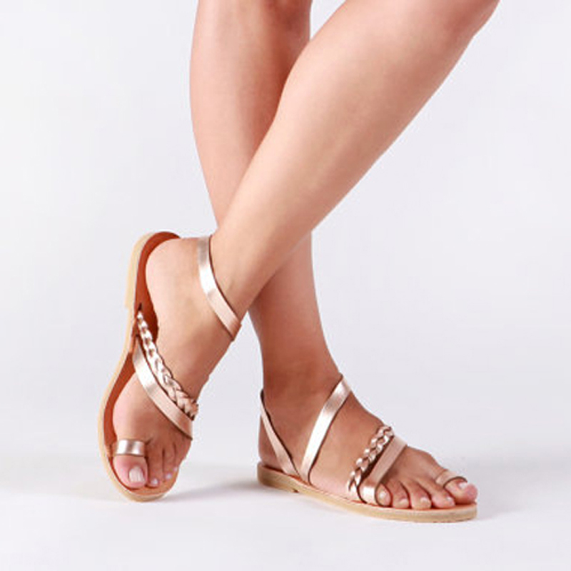 2018 summer women sandals flat summer beach shoes solid gladiator shoes women flip-flop sandals size 35 - 40 new 2016 women rhinestone gladiator sandals summer flat casual shoes beach slippers size 35 39
