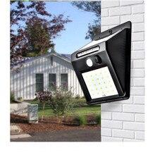 ПИР датчик движения Wandlamp 20 светодиодов наружная водная дихта Energy ebesparende Straat Path Huis Tuin Veiligheid Decoratieve Licht