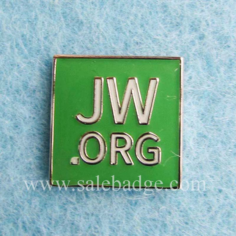 metal jw org soft enamel pin maker in pins badges from home