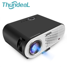 ThundeaL GP90UP LED Android Projecteur 3200 Lumen GP90 Projecteur Intégré Bluetooth WIFI Beamer Proyector Soutien KODI AC3 LED TV