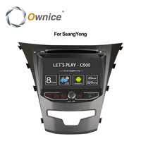 Ownice C500 Octa 8 Core Android 6 0 For Ssangyong Actyon 2014 Korando Quad Core Support