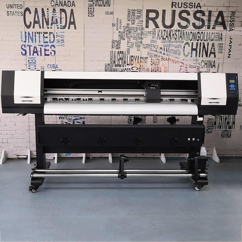 1.6 m largeur blanc Film hydrographique grande imprimante transfert d'eau impression film jet d'encre imprimante bricolage imprimante