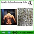 Nova Chegada 120 Tampas de BCAAs Capules Esporte Nutrição Suplemento bcaa em pó Pó Fino Branco 2:1:1/bcaa em pó/bcaa