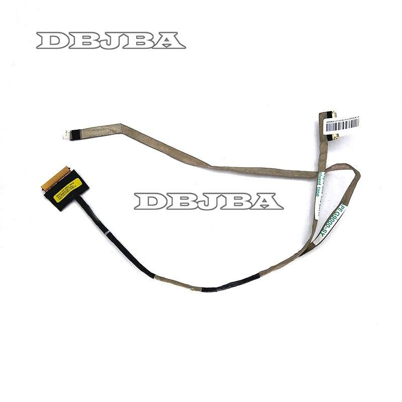 LCD LVD SCREEN CABLE MSI MS16J1 GE62VR 6RF APACHE PRO-086 K1N-3040035-H39 30PIN