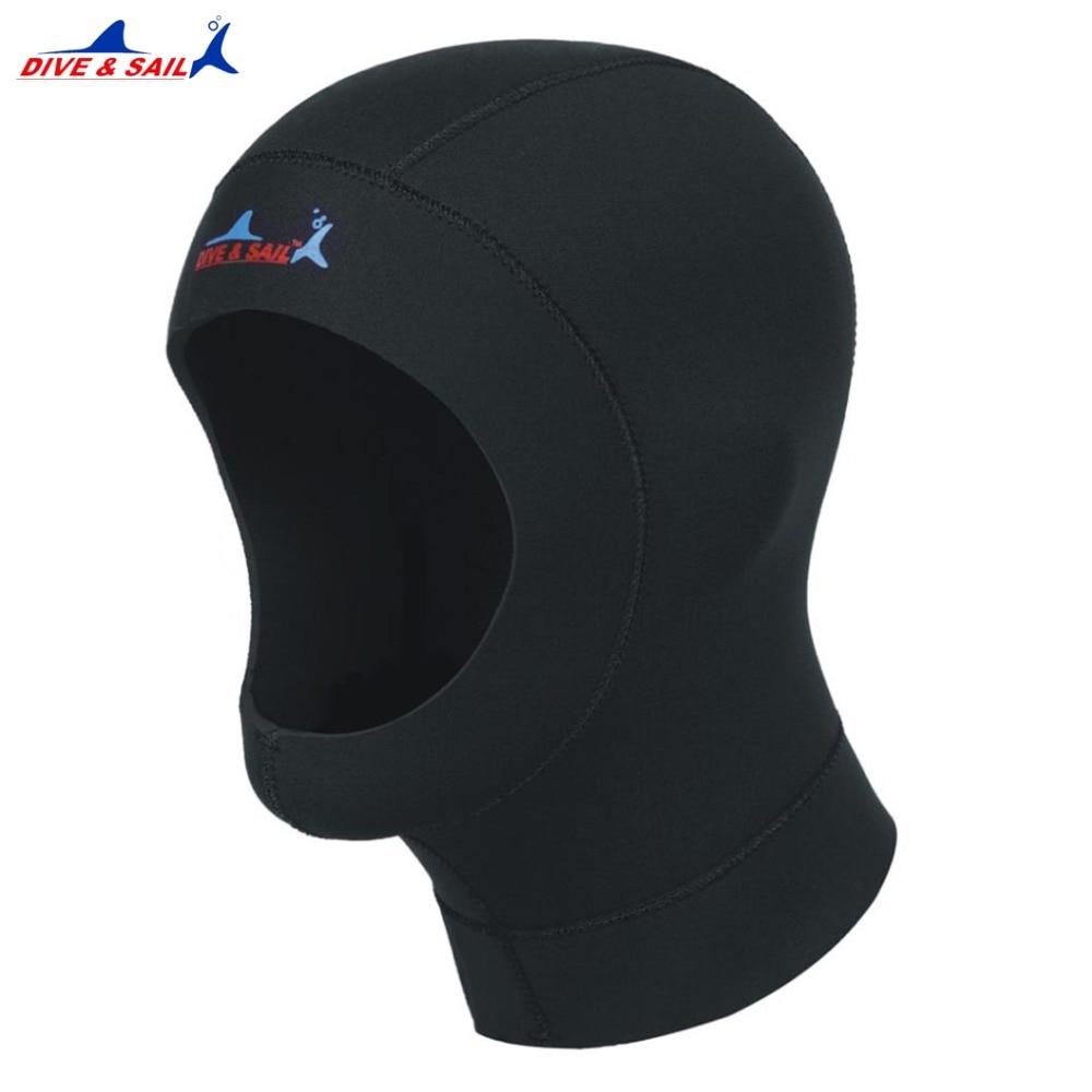 3mm neoprénový potápěčský klobouk profesionální Unionx NCR - Sportovní oblečení a doplňky