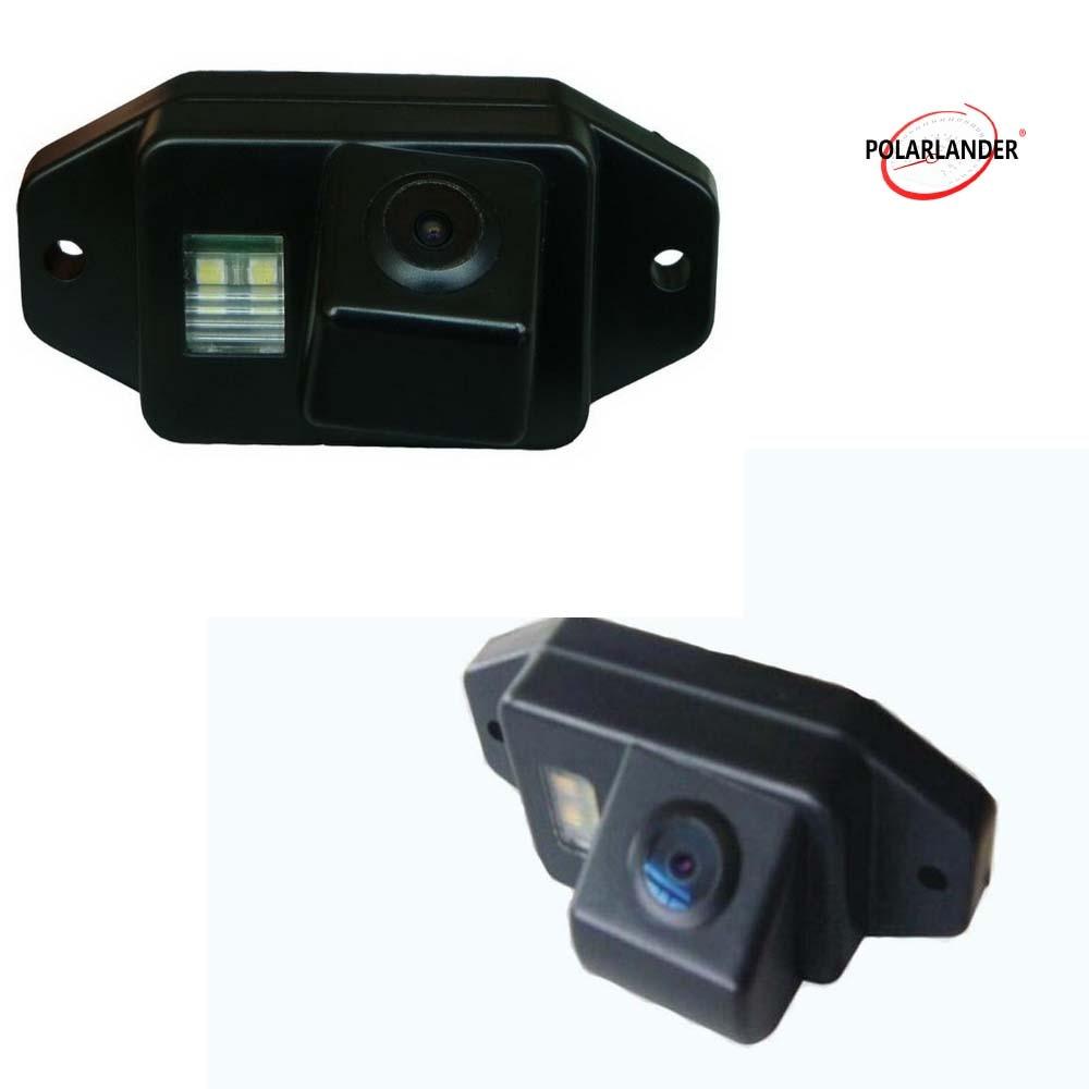 Auto Achteruitrijcamera Backup Camera Ccd Parkeergelegenheid Camera Voor Toyota Land Cruiser 120 Serie Prado 2007 2008 2009 2010 2700 4000 Dingen Gemakkelijk Maken Voor Klanten