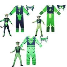 Wild Kratts Costume Creature Power Suit Kids Halloween Fancy Dress Wild Kratts cosplay costumes