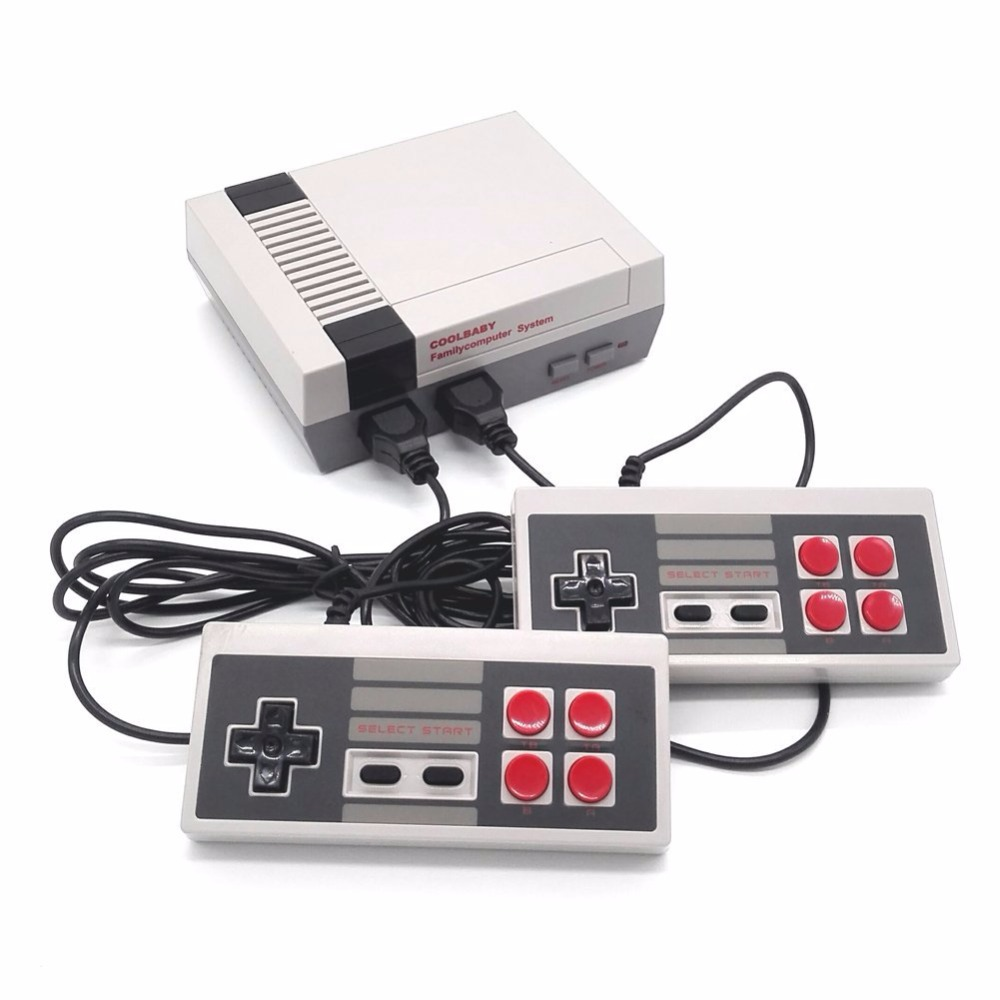 HDMI Output Retro mini Game Player Family 8 Bit TV Video Game Console Childhood Built-In 600 Games Mini Console Packaged