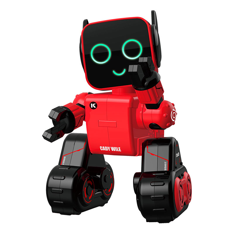 Global Drone Robot Toy Daily Coin Bank Singing Dancing Item Transfer Robot on the Control Panel Interactive Toys for Boys