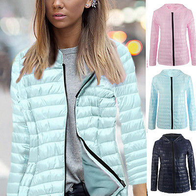 Fashion Women's Casual New Hooded Winter Warm Padded parka warm clothes Coats Coat