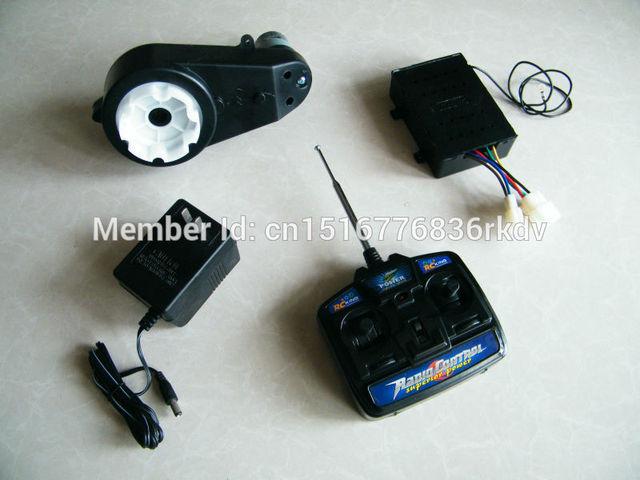 Aliexpress Com Buy Kids Electric Ride On Car Motor Kit