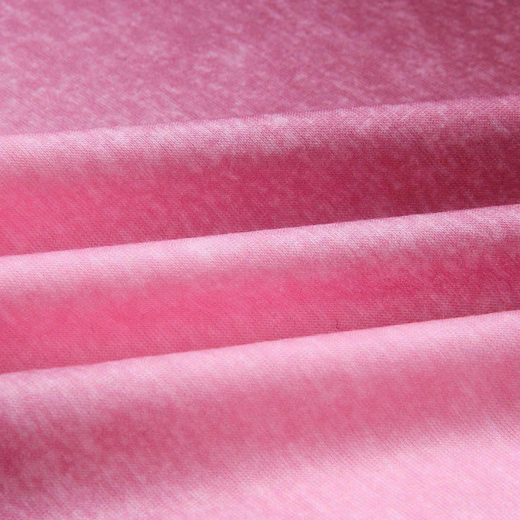 女性のチュニックタンクブラウスシャツ勾配プリント女性はとブラウス女性ノースリーブフェミニンファッション女性 blous 2019 トップ