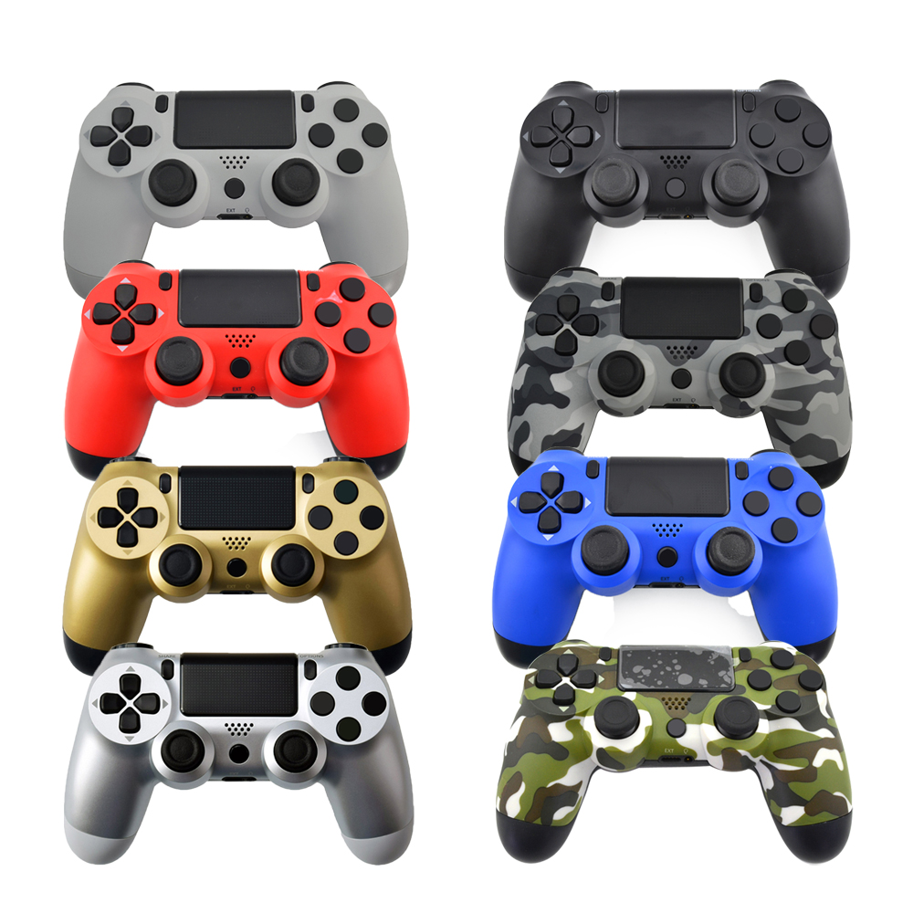 Bluetooth Wireless Gamepad Remote Controller for Playstation 4 PS4 For Dualshock4 Dualshock 4 Controller Joystick