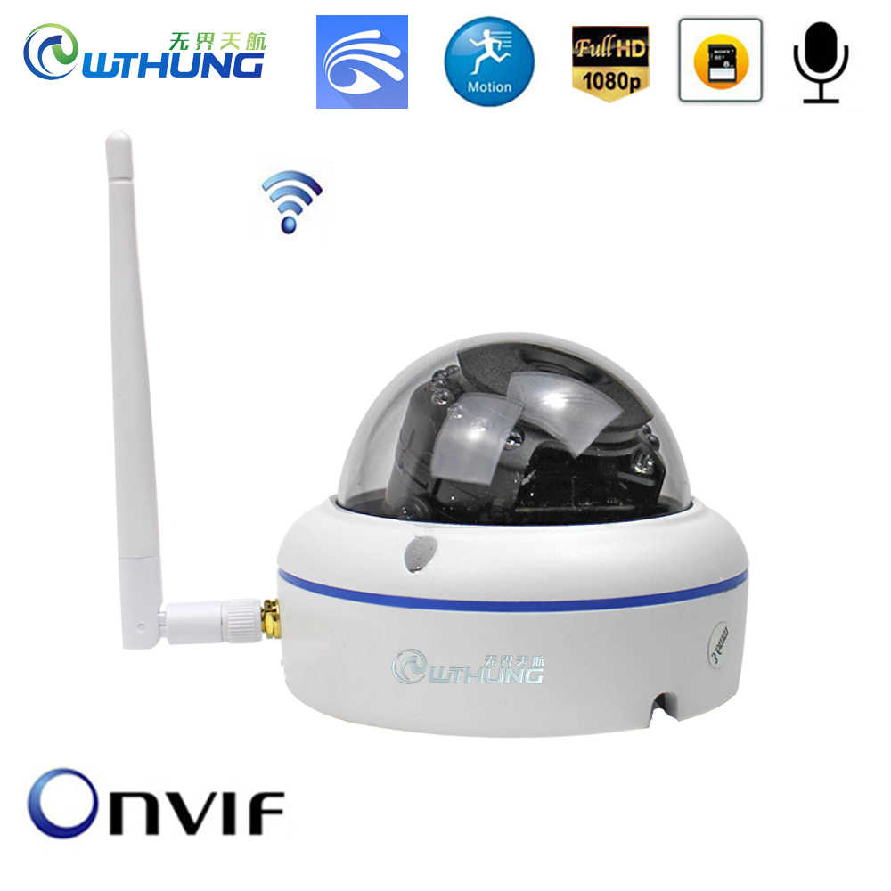 Yoosee 1080P 720P Wireless Wifi IP Camera P2P Onvif SD card motion detect Dmoe Outdoor Waterproof use For CCTV Security camera