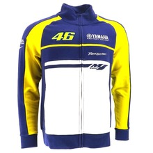 Motorcycle sweatshirt automobile race clothing – 46 motorcycle sweatshirt Rossi 100% cotton casual outerwear