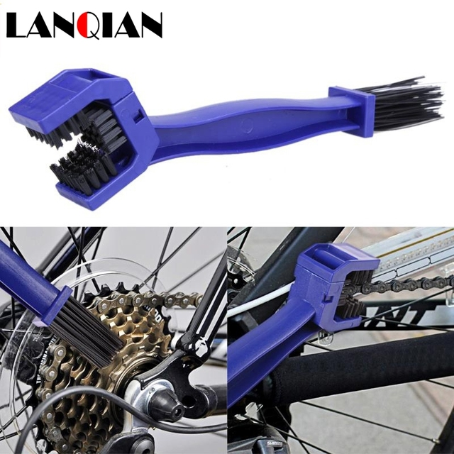 For BMW F650GS F700GS F800GS F800GT F800R Motorcycle Accessory Kit Bicycle Part Chain Brush Chain Brush Cleaner Scrubber Tool