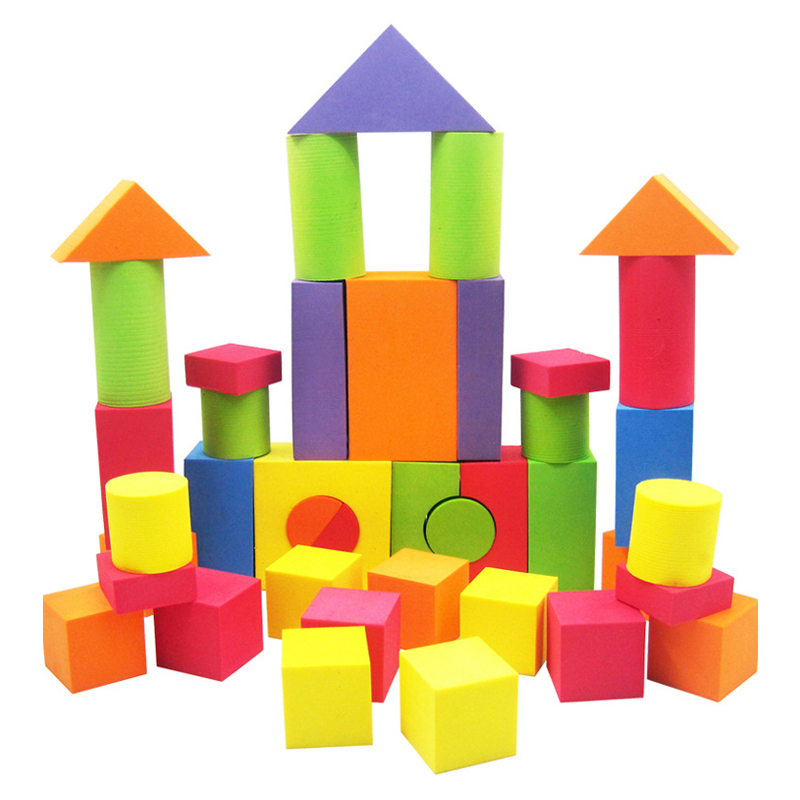 Eva Foam Building Block 43pcs Eva Safe Children Building