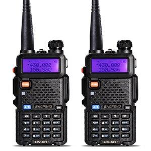 2Pcs BaoFeng UV-5R Dual Band W