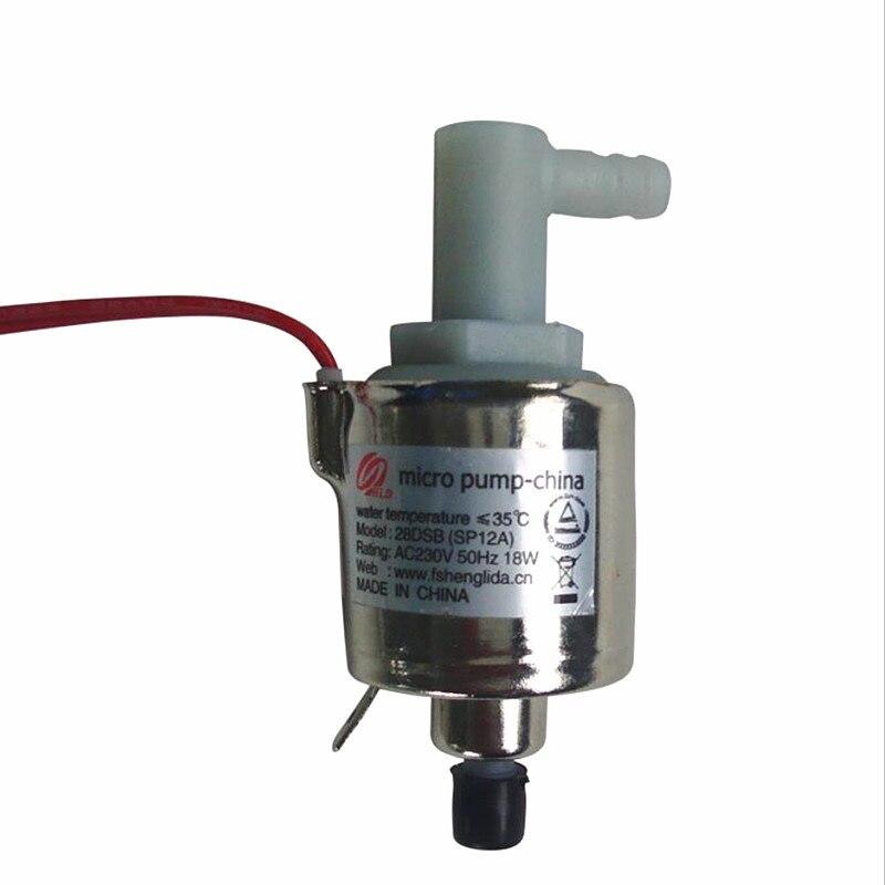 Vacuum cleaner high pressure electromagnetic pump voltage AC230V-50Hz power 18WVacuum cleaner high pressure electromagnetic pump voltage AC230V-50Hz power 18W