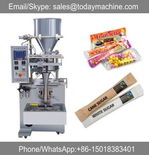 Automatic Filling Refined Tablet Salt Sugar Packet Packing Machine factory price salt granules filling machine