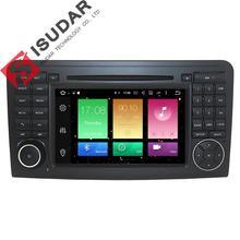Android 6.0 Zwei Din 7 Zoll Auto-DVD-Spieler Für Mercedes/Benz/GL ML CLASS W164 ML350 ML500 X164 GL320 2G RAM 3G/4G WIFI Radio GPS