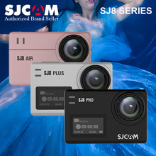 Original SJCAM SJ8 Air Plus & SJ8 Pro 8X Digital Zoom Action Camera WIFI Remote Control Waterproof Sports DV Better go hero5