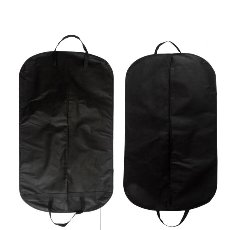 Suit Cover Storage Bags,clothes Storage Bag,Case For Clothes Black Dust Proof Hanger Coat Clothes Garment