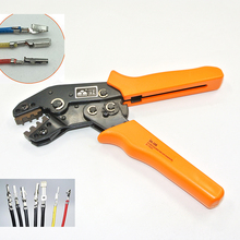 Crimping Tool Pliers For Dupont XH2.54 KF2510 SM 2.54mm 3.96mm Plug Terminals AWG28 22