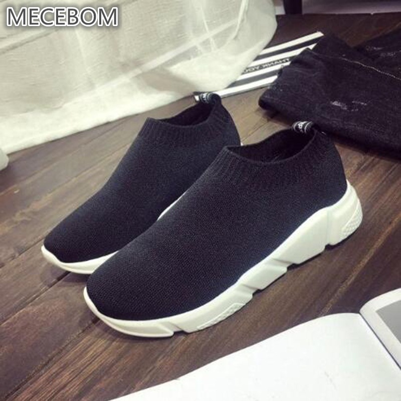 Women Casual Shoes 2018 New Arrival Women's Fashion Air Mesh Summer Shoes Female Slip-on Plus Size 35-40 Shoes footwear 707W breathable women hemp summer flat shoes eu 35 40 new arrival fashion outdoor style light