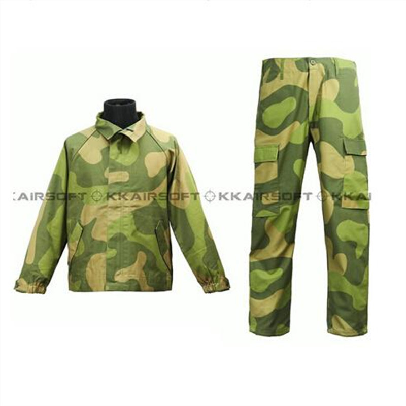 ФОТО us army military uniform for men Army Suit Military Clothing Norway Camo Pattern CL-01-NW