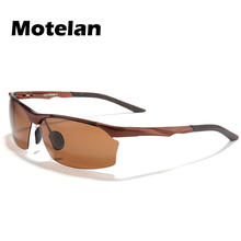 2016 Male Sun glasses Polarized Gafas Aluminum Magnesium Alloy Polaroid Sunglasses Men Brand Designer Car Driving Glasses Oculos