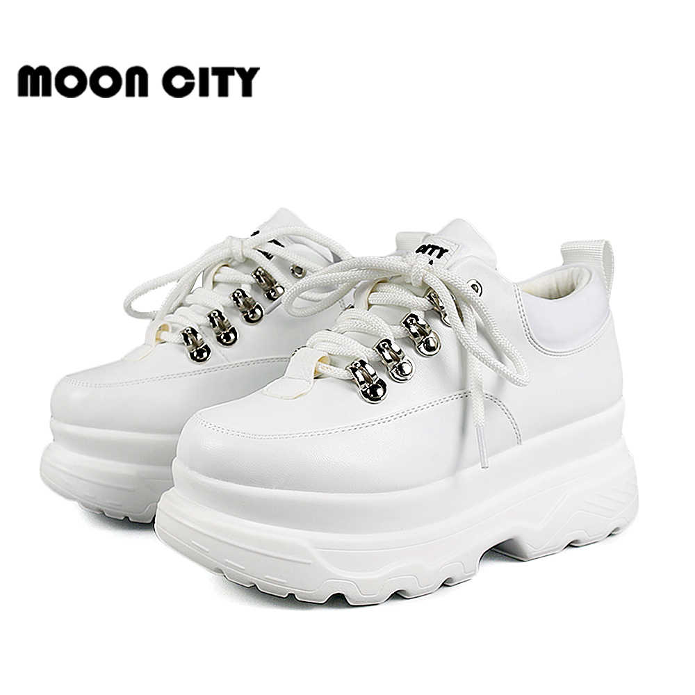 512acd71aae Sneakers Woman 2019 New Spring Fashion platform shoes Woman Casual ...