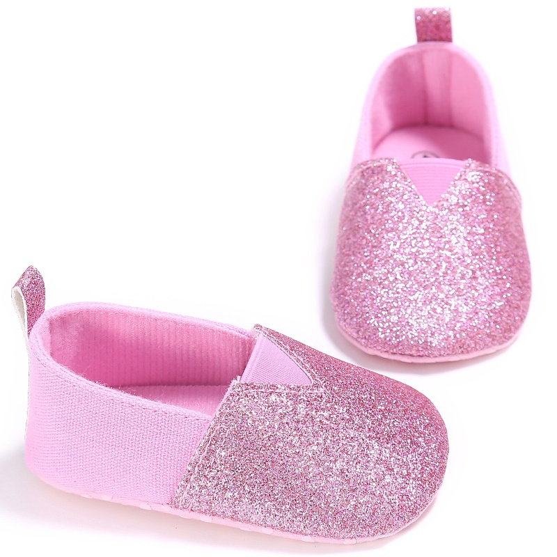 2017 New Fashion Baby Kids Girls Soft Sole Cotton Shoes Toddler Crib Moccasin Prewalker First walkers shoes