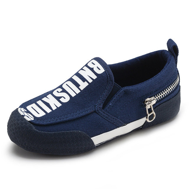 Kids Shoes Girls Boys Sneakers Bobo Choses Denim Children Breathable Shoes  2018 Spring Running Sport Baby Soft Casule Sneaker 0cb692e4a5a5