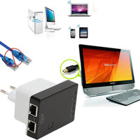 Mini Signal Network Router Repeater Extender Booster Eu Wireless Durable High Quality Wifi New