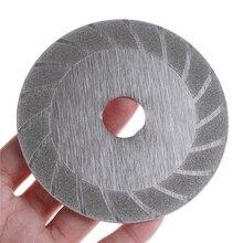 1 шт. карбоновый алмазный режущий диск, резак, шлифовальный круг для стекла, металла, вращающиеся инструменты, аксессуары, стальной режущий д...