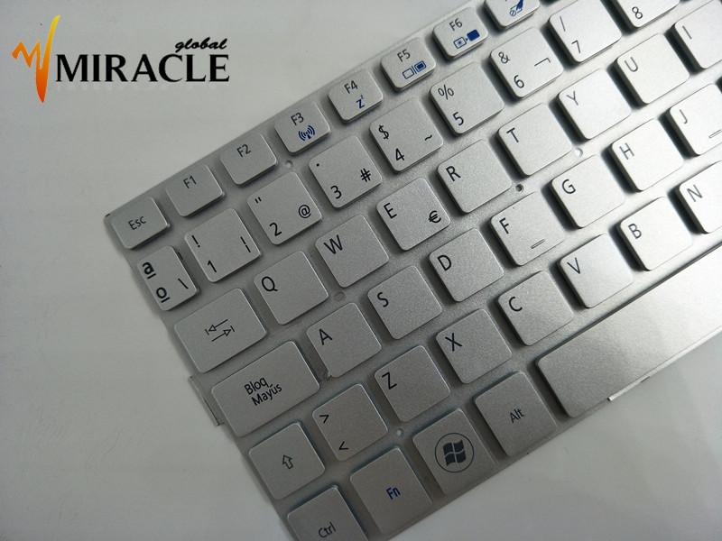 Repair You Life New Spanish Keyboard For Acer 5943G 5943 5950 5950g SP/LA Language Genuine Same As Photo
