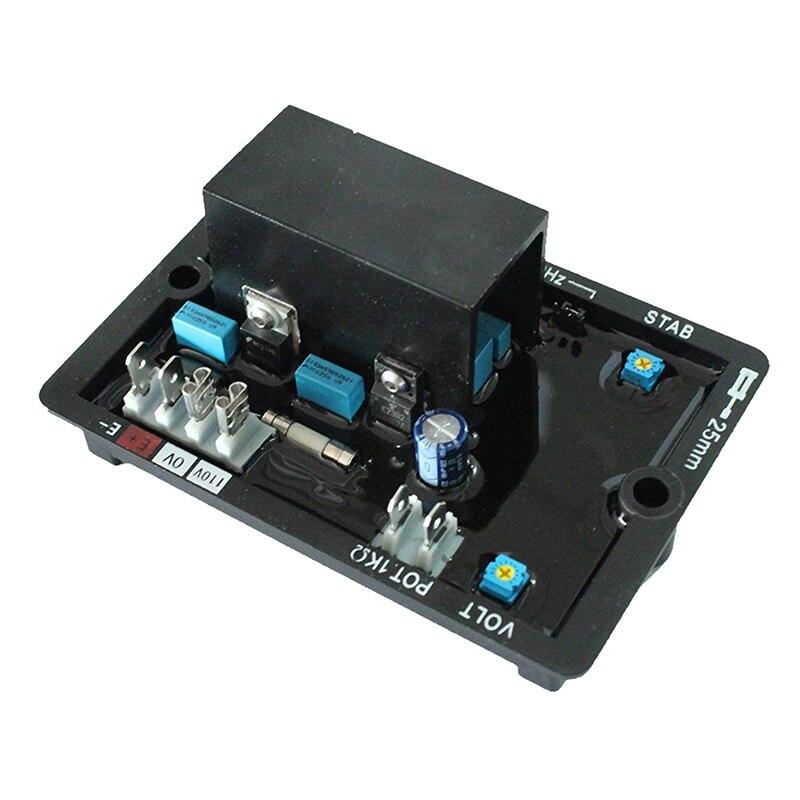 Módulo electrónico de regulador de voltaje automático Avr R220 para Leroy Somer por debajo de 100Kw